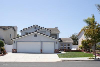 Ventura Single Family Home For Sale: 7462 Pierce Street