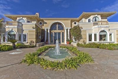 Camarillo Single Family Home For Sale: 969 Corte La Cienega