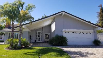 Westlake Village Single Family Home For Sale: 2809 Great Smokey Court