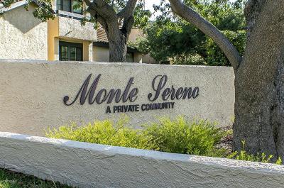 Thousand Oaks Condo/Townhouse For Sale: 1205 Monte Sereno Drive