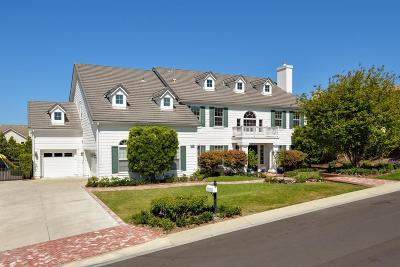 Camarillo Single Family Home For Sale: 2187 Rambling Rose Drive