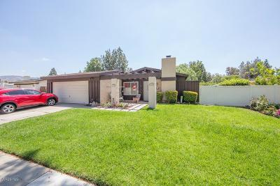 Simi Valley Single Family Home For Sale: 4858 Muirwood Court
