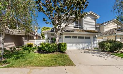 Moorpark Single Family Home For Sale: 4450 Forestglen Court