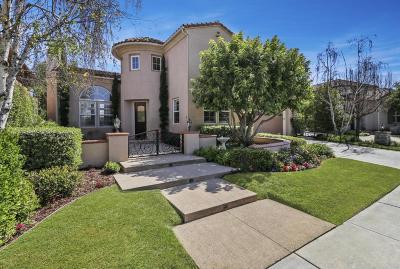Moorpark Single Family Home For Sale: 14176 Maya Circle