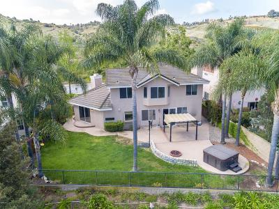 Moorpark Single Family Home For Sale: 12441 Arbor Hill Street