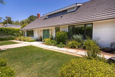 Thousand Oaks Single Family Home For Sale: 2331 La Granada Drive