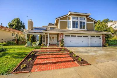Thousand Oaks Single Family Home For Sale: 2425 Haymarket Street
