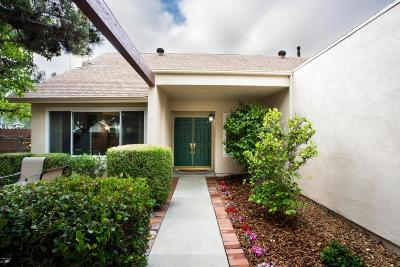 Agoura Hills Single Family Home For Sale: 29352 Hillrise Drive