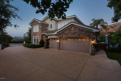 Thousand Oaks Single Family Home For Sale: 2084 Camerton Court