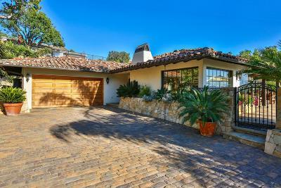 Thousand Oaks Single Family Home For Sale: 2653 Sapra Street