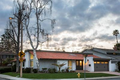 Westlake Village Single Family Home For Sale: 1455 Whitehall Place