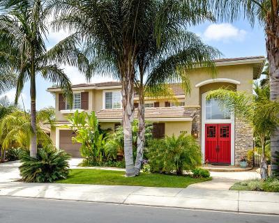 Camarillo Single Family Home For Sale: 2759 Avenida De Autlan