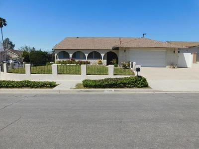 Simi Valley CA Single Family Home For Sale: $520,000