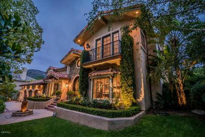 Westlake Village Single Family Home For Sale: 5531 Little Fawn Court