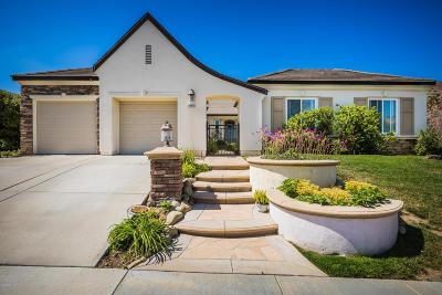 Simi Valley CA Single Family Home For Sale: $899,000