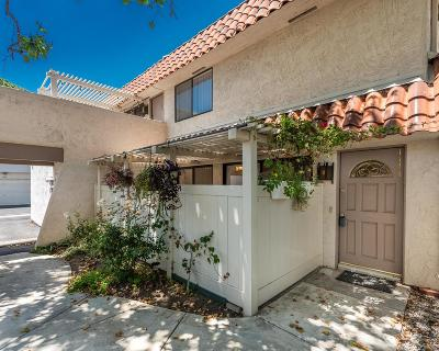Westlake Village Condo/Townhouse For Sale: 1144 Landsburn Circle