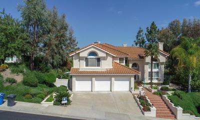 Westlake Village Single Family Home For Sale: 2678 Grandoaks Drive
