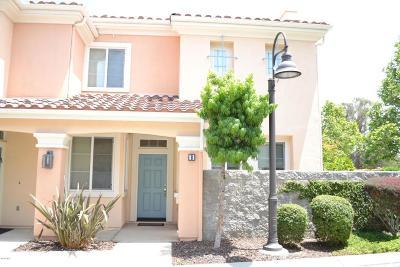 Simi Valley Condo/Townhouse For Sale: 4142 Felipe Lane #B