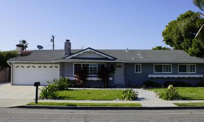 Simi Valley CA Single Family Home For Sale: $665,000