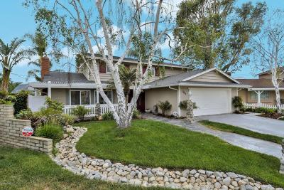 Simi Valley Single Family Home For Sale: 2005 Hull Court