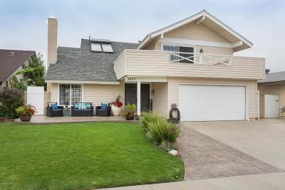 Simi Valley CA Single Family Home For Sale: $629,000