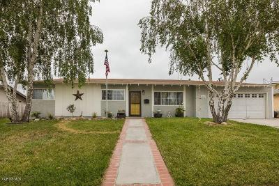Simi Valley Single Family Home For Sale: 2175 Fig Street