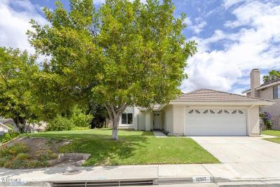 Moorpark Single Family Home For Sale: 12917 View Mesa Street