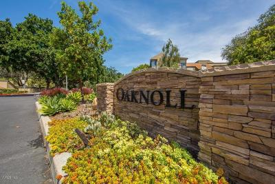Thousand Oaks Condo/Townhouse For Sale: 786 Birchpark Circle #203