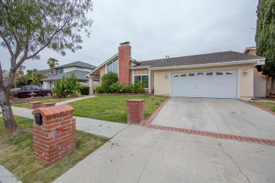 Simi Valley CA Single Family Home For Sale: $624,950