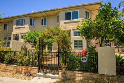 Thousand Oaks Condo/Townhouse For Sale: 255 North Skyline Drive