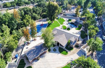 Thousand Oaks Single Family Home For Sale: 491 Calle Yucca
