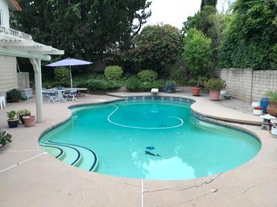 Westlake Village Single Family Home For Sale: 2245 Highgate Road