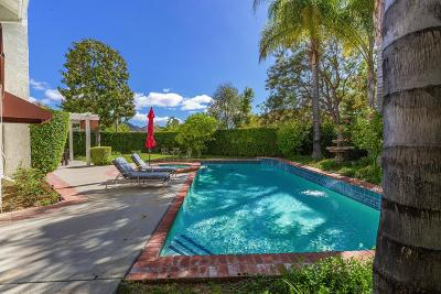 Agoura Hills Single Family Home For Sale: 5825 Green Meadow Drive