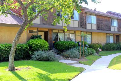 Ventura Condo/Townhouse For Sale: 1506 Thrasher Court