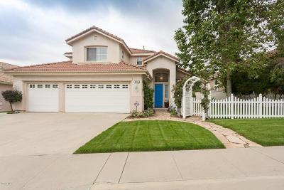 Simi Valley Single Family Home For Sale: 1974 Autumnbreeze Place