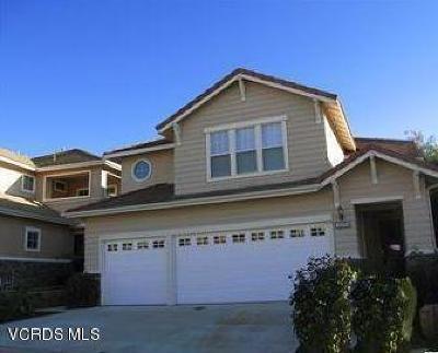 Thousand Oaks Single Family Home For Sale: 3070 Espana Lane