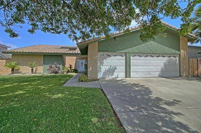 Camarillo Single Family Home For Sale: 1078 Bordeaux Avenue