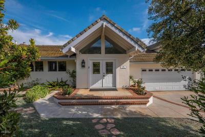 Camarillo Single Family Home For Sale: 264 Alosta Drive