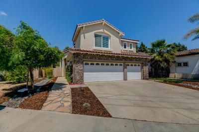Camarillo Single Family Home For Sale: 4506 El Corazon Court