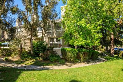 Ventura Condo/Townhouse For Sale: 4902 Thille Street