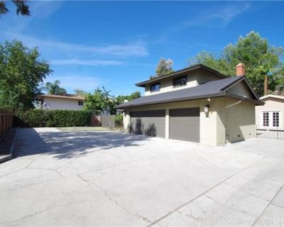 Thousand Oaks Single Family Home For Sale: 1490 Morrow Circle