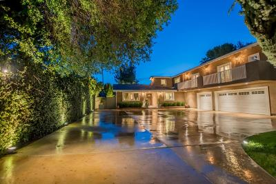 Encino Single Family Home For Sale: 4937 Hayvenhurst Avenue