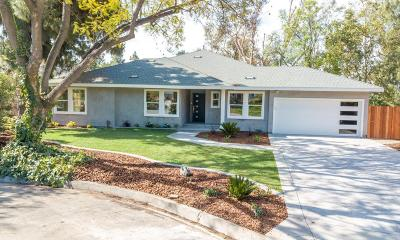 Arcadia Single Family Home For Sale: 136 Loralyn Drive