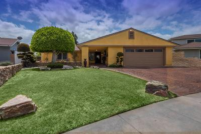 Simi Valley Single Family Home For Sale: 2564 East Alden Street