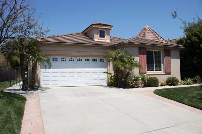 Moorpark Single Family Home For Sale: 4316 Crabapple Court