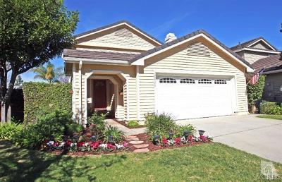 Moorpark Single Family Home For Sale: 12337 Sunnyglen Drive