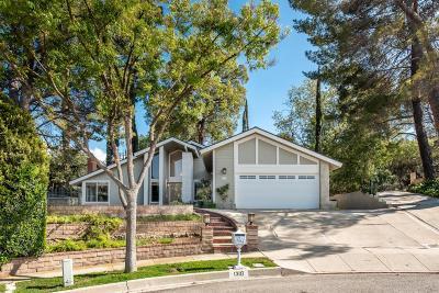 Simi Valley Single Family Home For Sale: 1307 Los Amigos Avenue