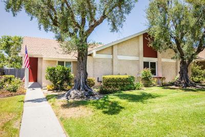 Simi Valley Condo/Townhouse For Sale: 2361 Workman Avenue