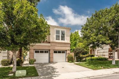 Moorpark Single Family Home For Sale: 11205 Shadyridge Road
