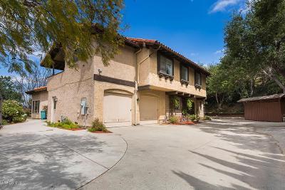 Thousand Oaks Single Family Home For Sale: 656 Kenwood Street